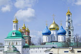 Architectural Ensemble of the Trinity Sergius Lavra — Stock Photo