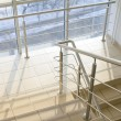 Office staircase — Stock Photo