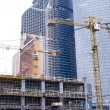 Unfinished Construction site — Stock Photo