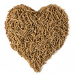 Stock Photo: Dietary Fiber for Heart Health