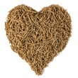 Dietary Fiber for Heart Health - Stock Photo