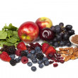 Stock Photo: Antioxidants