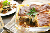 Moussaka — Stockfoto
