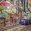 Graffiti — Stock Photo #9120255