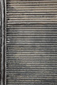 Old Corrugated Iron — Stock Photo