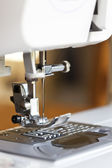 Modern Sewing Machine — Stock Photo
