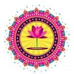 ������, ������: Lotus Pattern