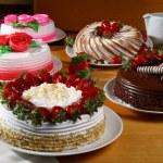 Brazilian cake dessert — Stock Photo #9979768