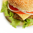 Hamburger — Stock Photo #10639599