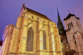 Geneva Cathedral (St-Pierre) — Stock Photo