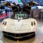 Geneva Motorshow 2012 — Stock Photo #9559192