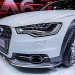 Geneva Motorshow 2012 — Stock Photo #9559212