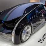 Geneva Motorshow 2012 — Stock Photo #9559271