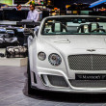 Geneva Motorshow 2012 — Stock Photo #9559344