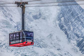 Chamonix, France - Cable Car — Stock Photo