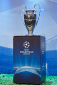 Cup of UEFA Champions League — Stock Photo