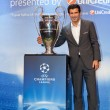 Royalty-Free Stock Photo: Figo with Champions League Cup