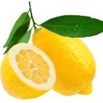 Lemon fruit — Stock Photo