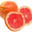 Red grapefruit — Stock Photo #8140999