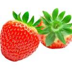 Strawberry isolated on white background — Stock Photo #8882372