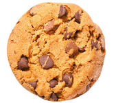 Chocolate chip cookie — Foto Stock