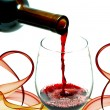 Red wine — Stock Photo #9413378