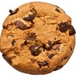 Chocolate chip cookie — Stockfoto #9538371
