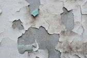 Peeling paint — Stock Photo