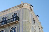 Edificio a lisbona — Foto Stock
