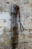Old fountain — Stok fotoğraf