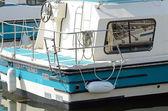 Barco de prazer — Fotografia Stock
