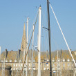 Boat mast — Stock Photo #9766188