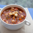 Hearty Soup — Stock Photo