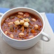 Stock Photo: Hearty Soup