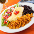 Burrito Meal — Stock Photo #10047581