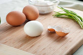 Boiled Eggs — Stockfoto