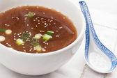 Miso Soup — Stock Photo
