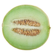 Half a Honeydew — Stock Photo
