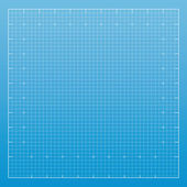 Blueprint background texture — Vettoriale Stock