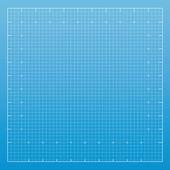 Blueprint background texture — Stock Vector
