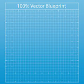 Blueprint background texture — Stock Vector