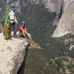 Climbers on the summit. — Stock Photo #10644007