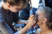 Make up preparation. — Stock Photo