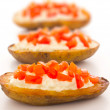 Stock Photo: Potato skins