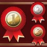Awards — Stock Vector