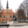 View of old Gdansk, Poland — Stock Photo