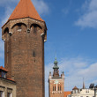 View of old Gdansk, Poland — Stock Photo #10353200