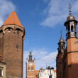 View of old Gdansk, Poland — Stock Photo #10356459