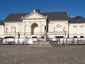 Lithuania The Klaipeda drama theater on Theatre Square — Stock Photo