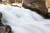 Kleine waterval in chiang mai — Stockfoto